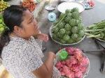 Artichokes at Nha Trang Market