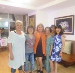 Me, Mi,Gena,Thoan, Kimmy and Ni